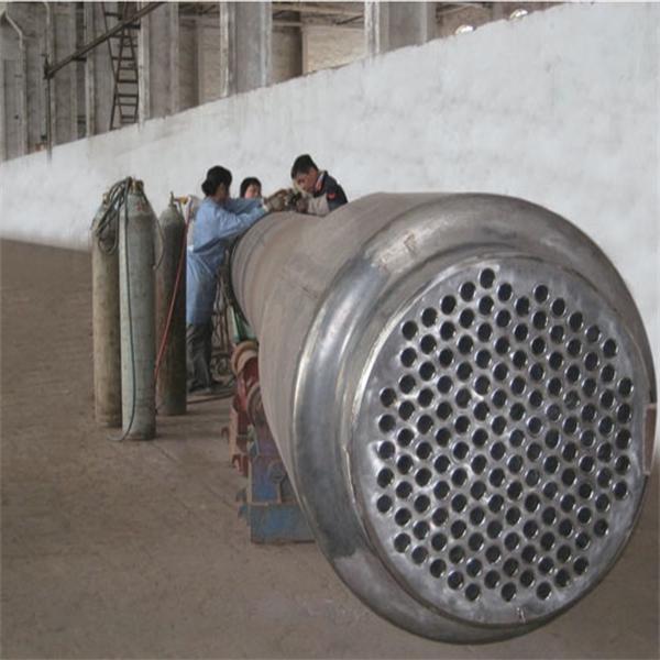 纯钛换热器