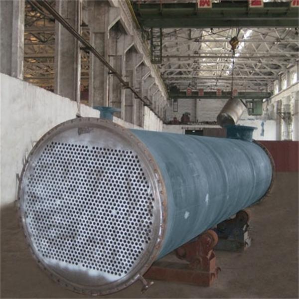 钛一段蒸发加热器